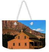 Grafton Utah 1866 Weekender Tote Bag