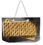 Graham Crackers Weekender Tote Bag