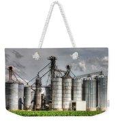 Grain Elevators Weekender Tote Bag