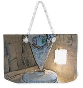 Grain Mill On The Way To Shigatse-tibet Weekender Tote Bag