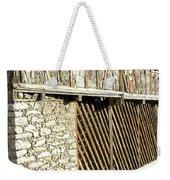 Grain Storage Weekender Tote Bag