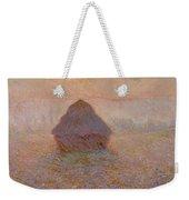 Grainstack  Sun In The Mist Weekender Tote Bag