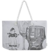 Grammas Glasses Weekender Tote Bag