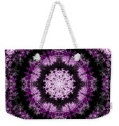 Grammy's Psychedelic Doily Weekender Tote Bag