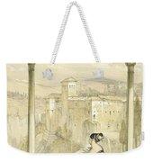 Granada , Plate 9 From Sketches Weekender Tote Bag