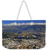 Granada And The Alhambra Weekender Tote Bag