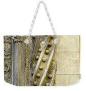 Granada Cathedral Doors And Other Details Weekender Tote Bag
