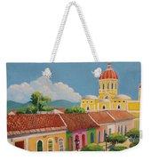 Granada Cathedral Weekender Tote Bag
