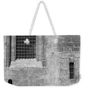 Granada Cathedral Monochrome Weekender Tote Bag