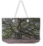 Grand Angel Oak Tree Weekender Tote Bag