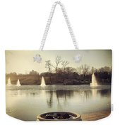 Grand Basin In Forest Park Weekender Tote Bag