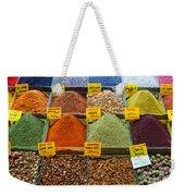 Grand Bazaar Spices In Istanbul Weekender Tote Bag