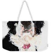 Grand Berner Girl Weekender Tote Bag