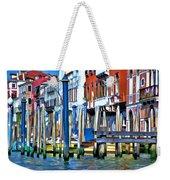 Grand Canal - Venice Weekender Tote Bag