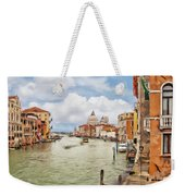 Grand Canal Apartment Weekender Tote Bag