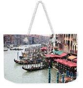 Grand Canal, Venice Weekender Tote Bag