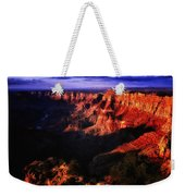 Grand Canyon 119 Weekender Tote Bag