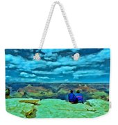 Grand Canyon # 7 - Hopi Point Weekender Tote Bag