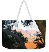 Grand Canyon 74 Weekender Tote Bag