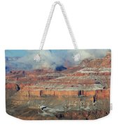 grand Canyon After the Snow Weekender Tote Bag