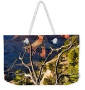 Grand Canyon Branches Weekender Tote Bag