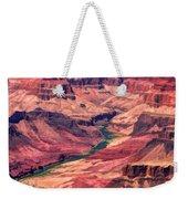 Grand Canyon Colorado Canyon Weekender Tote Bag