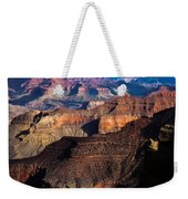 Grand Canyon Colors Weekender Tote Bag