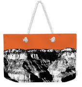 Grand Canyon - Coral Weekender Tote Bag