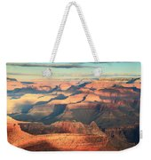 Grand Canyon Dawn Weekender Tote Bag