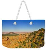 Grand Canyon Desert View Weekender Tote Bag
