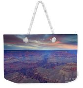 Grand Canyon Dusk Weekender Tote Bag by Mike  Dawson