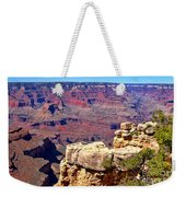 Grand Canyon Of Red By Diana Sainz Weekender Tote Bag