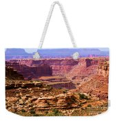 Grand Canyon Of Utah Weekender Tote Bag by Adam Jewell