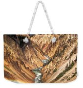 Grand Canyon Of Yellowstone 1 Weekender Tote Bag
