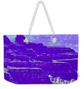 Grand Canyon Purples Weekender Tote Bag