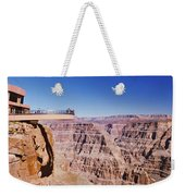 Grand Canyon Skywalk, Eagle Point, West Weekender Tote Bag