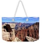 Grand Canyon - South Rim View Weekender Tote Bag
