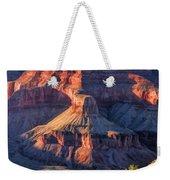 Grand Canyon Sunset Ridge Weekender Tote Bag