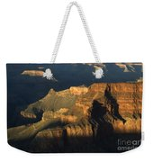 Grand Canyon Symphony Of Light And Shadow Weekender Tote Bag by Bob Christopher