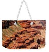 Grand Canyon Valley Depths Weekender Tote Bag