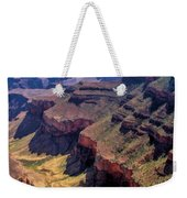 Grand Canyon Valley Trail Weekender Tote Bag