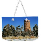 Grand Canyon Watch Tower Weekender Tote Bag