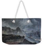 Grand Canyon Watercolor Weekender Tote Bag
