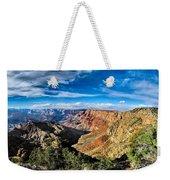 Grand Canyon Xxi Weekender Tote Bag