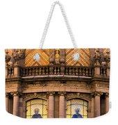 Grand Cathedral Of Guadalajara Weekender Tote Bag