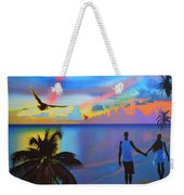 Grand Cayman Islanders Weekender Tote Bag