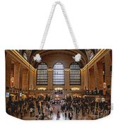 Grand Central Weekender Tote Bag