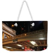 Grand Central Station At Pershing Square Weekender Tote Bag