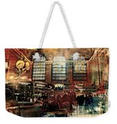 Grand Central Terminal 100 Years Weekender Tote Bag by Diana Angstadt