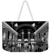 Grand Central Terminal Poster Weekender Tote Bag